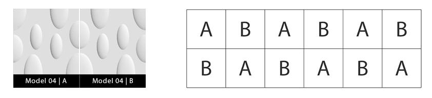 3d paneeli malli 04 ELLIPSE A+B