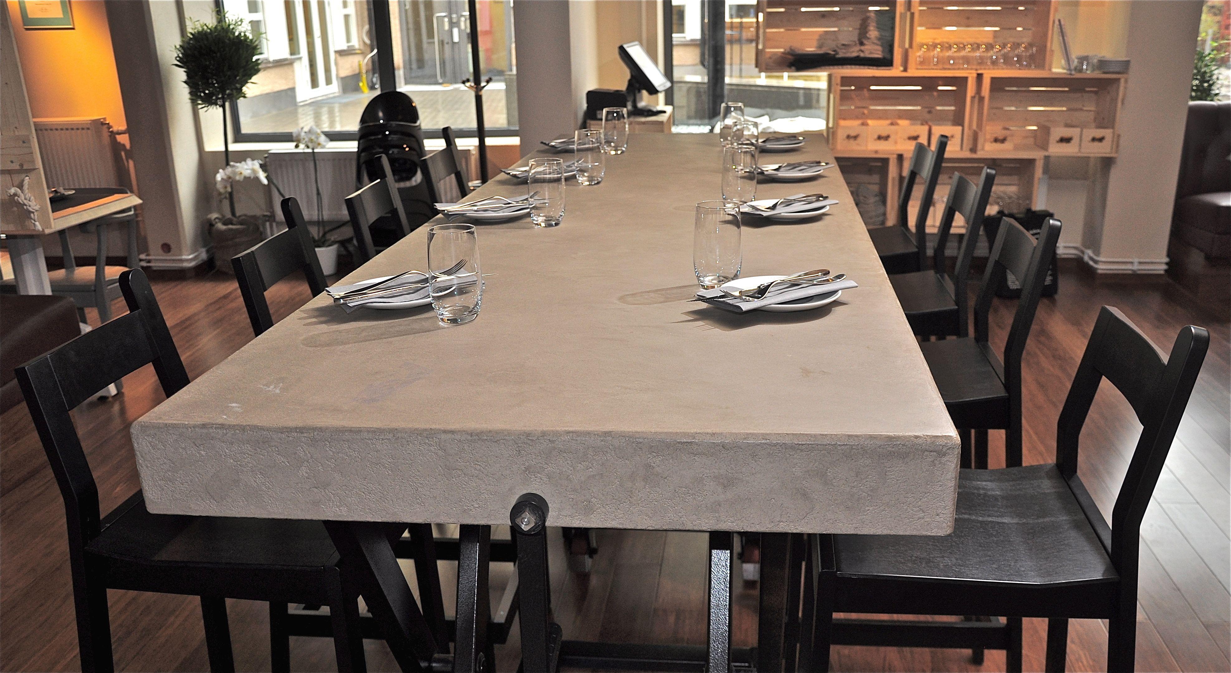 ClayLime Table Claystone sisustuslaasti