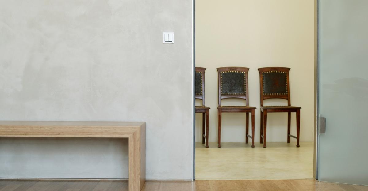 Claystone sisustuslaasti - luonnonmukainen sisustuslaasti