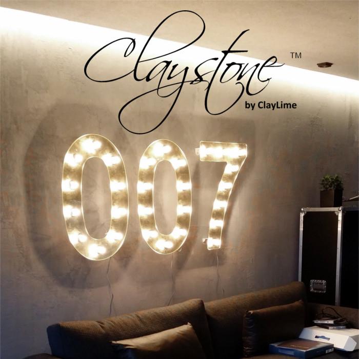 Claystone sisustuslaasti olohuone 007