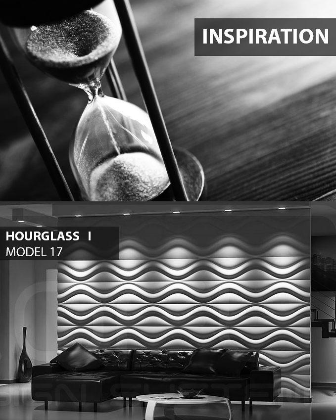 3D-paneeli LOFT malli 17 Moodboard