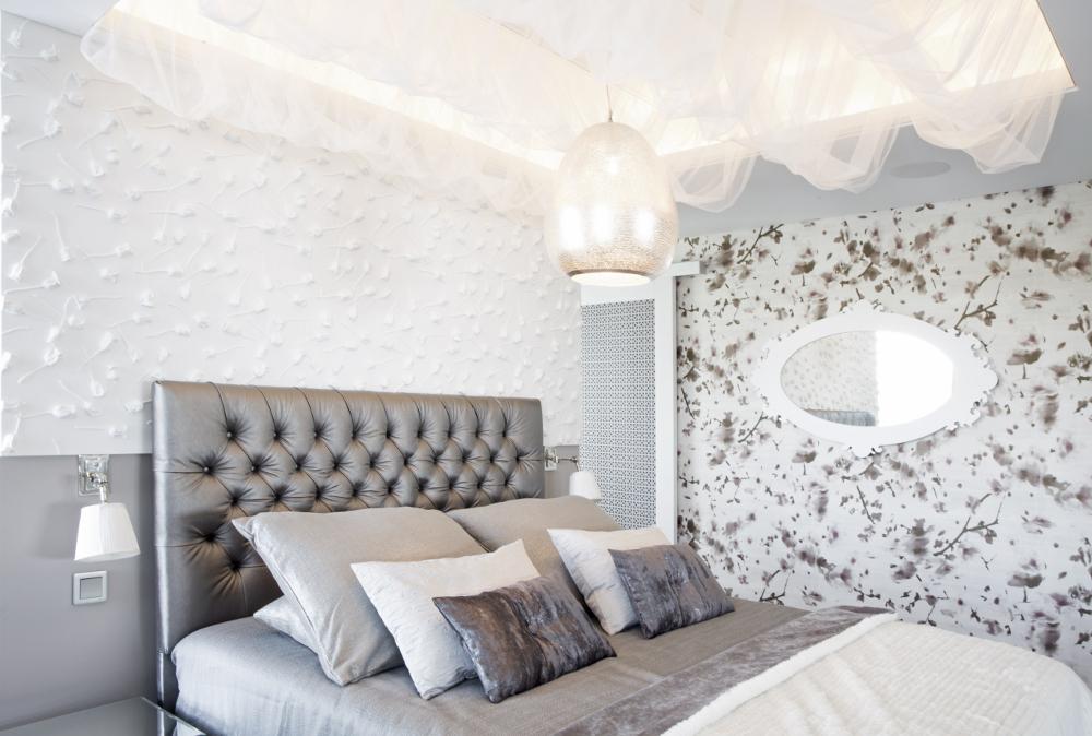 LOFT 3D paneeli malli 15 Rose Garden Dekotuote makuuhuone (3)