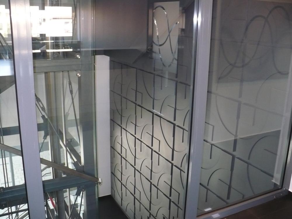 Loft 3D paneeli malli 05 portaikko harmaa 1