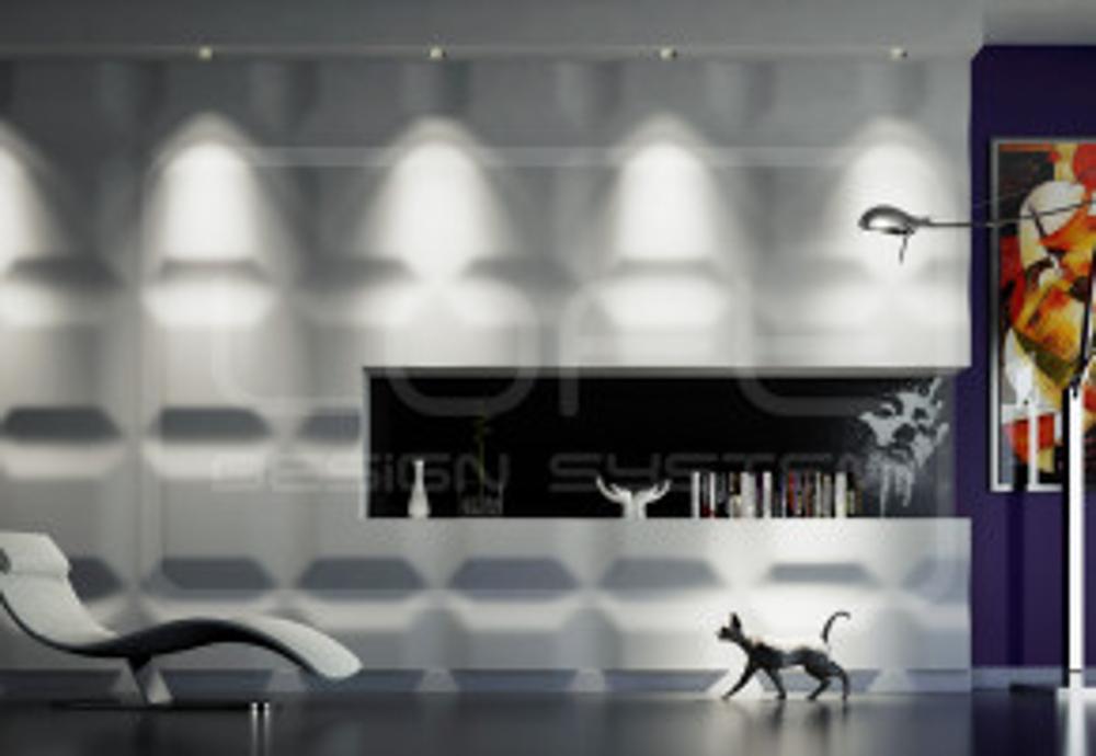 Loft 3D paneeli malli 07 Chocolate Bar