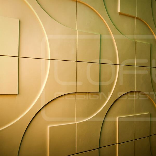 3d-paneeli-loft-malli-05-round-square-keltainen-lahikuva
