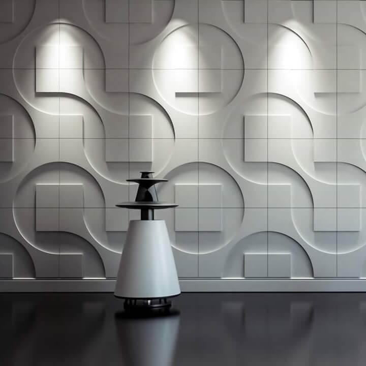 3d-paneeli-loft-malli-05-round-square-valkoinen-kaiutin
