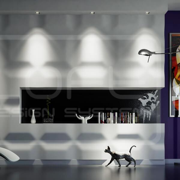 3d-paneeli -loft-malli-07-chocolate-bar-valkoinen-syvennys-kissa