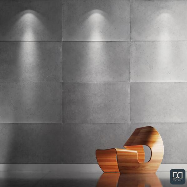 loft-concrete-seinapaneeli-betoni-laatta-tehosteseina-tuoli