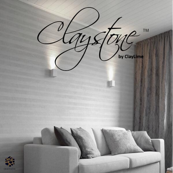 claystone-sisustuslaasti-takkahuone-raitaseina-sohva-glasier-dekotuote